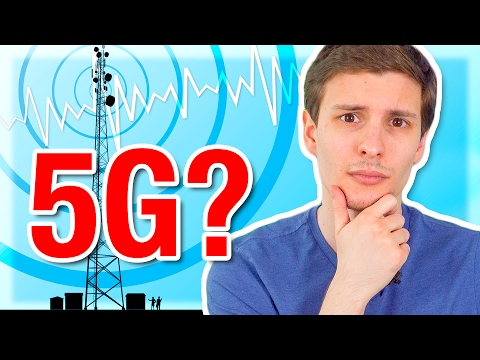 What is 5G? Will it Change the World?