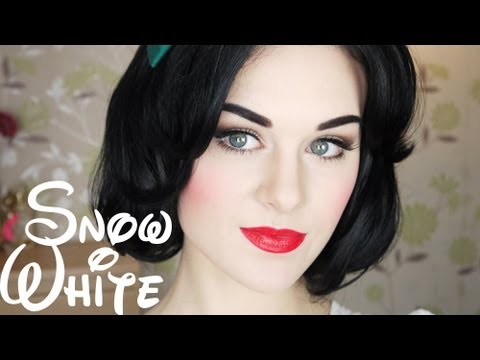 Snow White Makeup Tutorial | If Disney Princesses Were Real