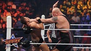 WWE Network: Ryback vs. The Miz vs. Big Show: SummerSlam 2015