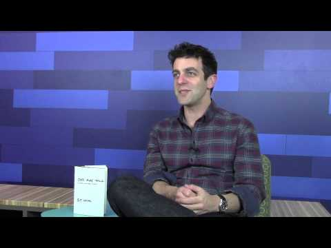 Quadruple Threat: Writer-Producer-Actor-Comedian B.J. Novak at Amazon.com