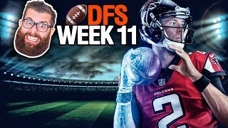 DFS Week 11 Picks NFL (2018)