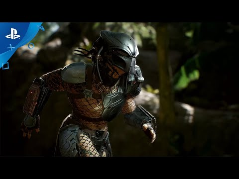 Predator: Hunting Grounds - Be The Predator   PS4