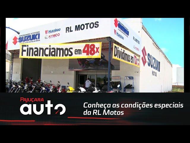 Conheça as condições especiais da RL Motos