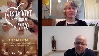 Entrevista con la Hna  Patricia González, Misioneras Oblatas de María Inmaculada