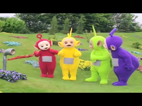 Teletubbies 1122 - Colours (Brown)   Cartoons for Kids