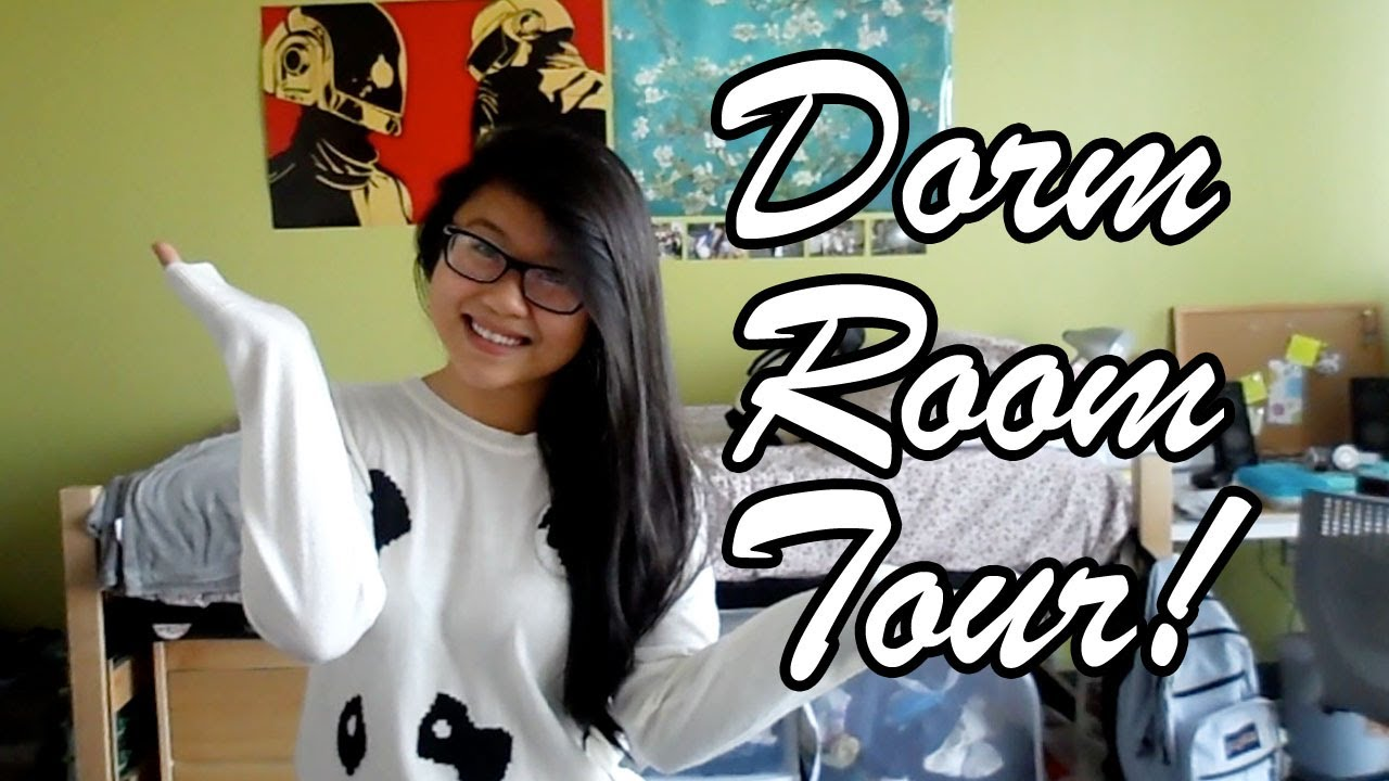 Temple University Morgan Hall Dorm Room Tour