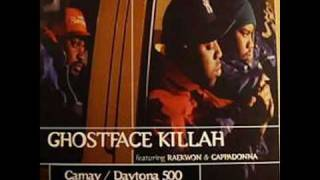 Ghostface Killah - Daytona 500 :  Remix