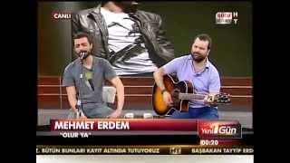 Mehmet Erdem - Olur Ya(Canlı Performans) -╚►♫♫byZ€L♫♫