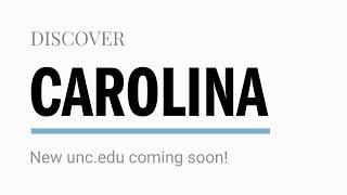 Discover Carolina