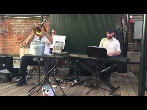 Jazz at Music Legend Park New Orleans