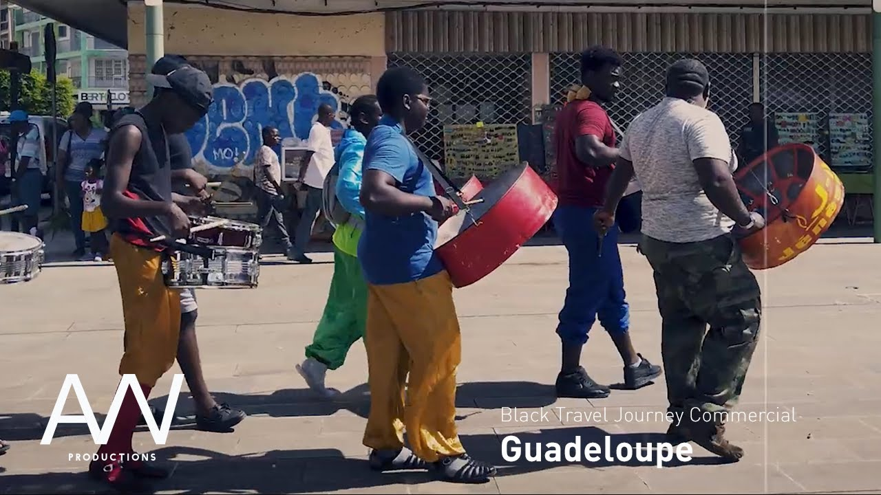 Black Travel Journey Commercial - Guadeloupe