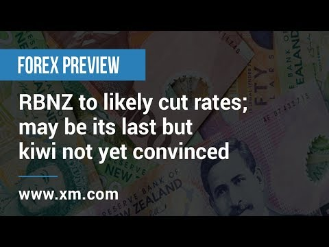 Forex Preview: 11/11/2019 -RBNZ to likely cut rates; may be its last but kiwi not yet convinced