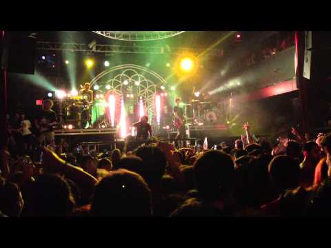 Bring Me The Horizon Live Full Set 2014 Fort Lauderdale, Florida 02/04/14 HD Oli Sykes
