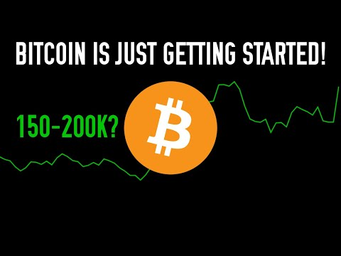 Bitcoin Data Science | Why $150-200K Is Likely For This Cycle