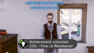Enemy Front - Vive La Resistance! Achievement/Trophy Guide
