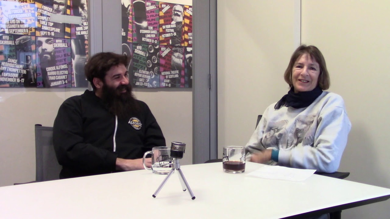 """Office Hours: Antoine Carabinier and Cecil MacKinnon on """"Barbu"""""""