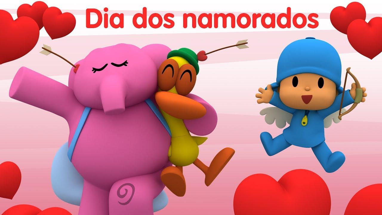 Pocoyo Especial Dia Dos Namorados 12 Junho Youtube