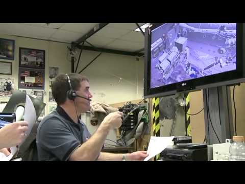 STS-135 Crew Trains for Success