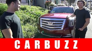 2017 Cadillac Escalade - Reality Review