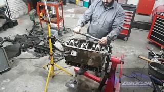Armado de motor Camion Foton Forland 2.8l