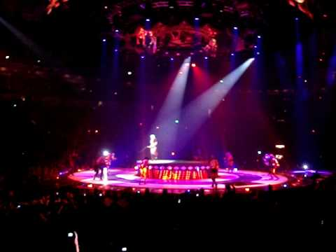 Britney Spears Circus Tour Opening Night in N.O. Feat. Perez Hilton