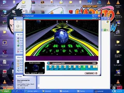 Gutterball Gameplay Mayowas123