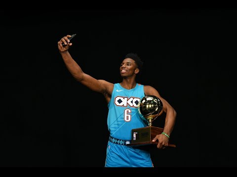 Doc Reno - Best dunks from NBA Dunk Contest