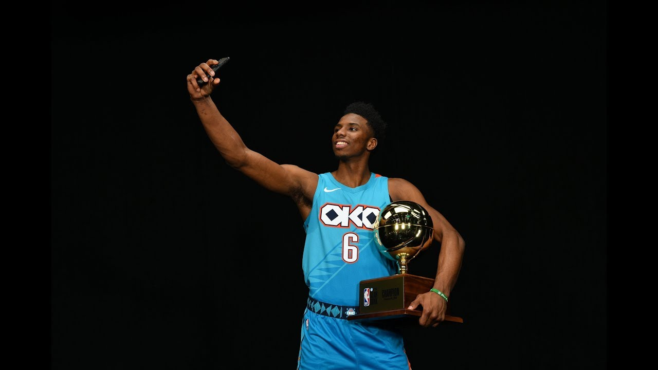 Full Recap of the Best Dunks from the 2019 AT&T Slam Dunk Contest