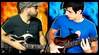 GREAT BASS BATTLE with Miki Santamaria