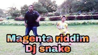 DJ Snake || Magenta Riddim || Dance Choreography