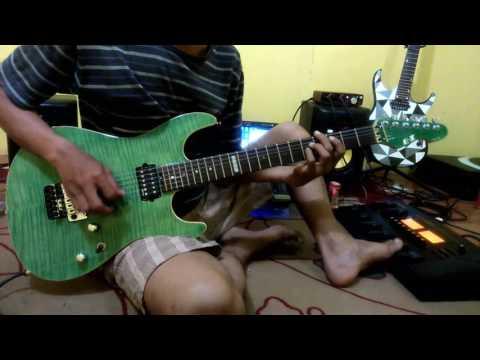 Xpdc - Cinta kenangan silam (guitar cover)