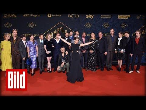 Babylon Berlin - Premiere in Berlin - Neue Serie auf SKY