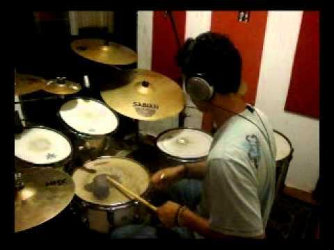 Daniel Lima - Chris Brown - Submarine (Drum Cover)