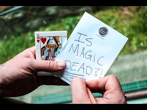 IS MAGIC DEAD? (The State of Magic on Youtube)
