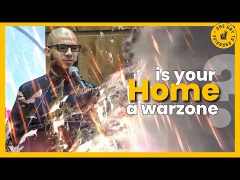 Is Your Home A War Zone? | My Better Half Summit | Abu Mussab Wajdi Akkari
