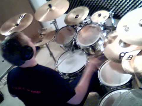 Unearth - Endless DRUM COVER *GOOD QUALITY*