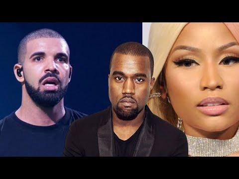 Nicki Minaj defends album sales calls out Haters, Drake really hates Kanye West