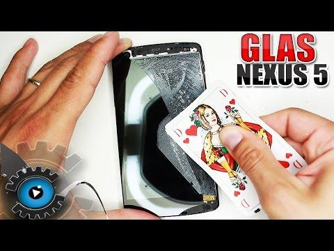 Google Nexus 5 Glas Wechseln Tauschen unter 20€ Reparieren [Deutsch/German]