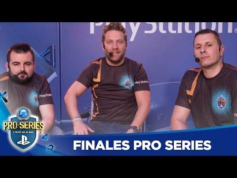 FINALES Pro Series | Liga Oficial PlayStation