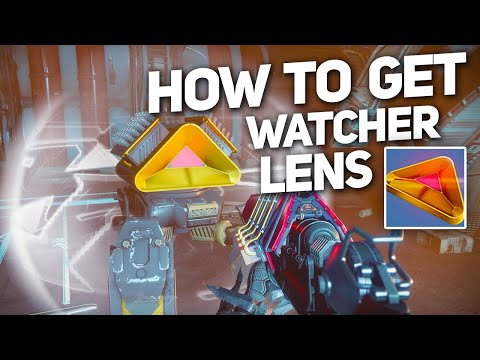 Destiny 2: How to Get Watcher Lens from the Leviathan Underbelly Solo! (You can farm one room!) thumbnail