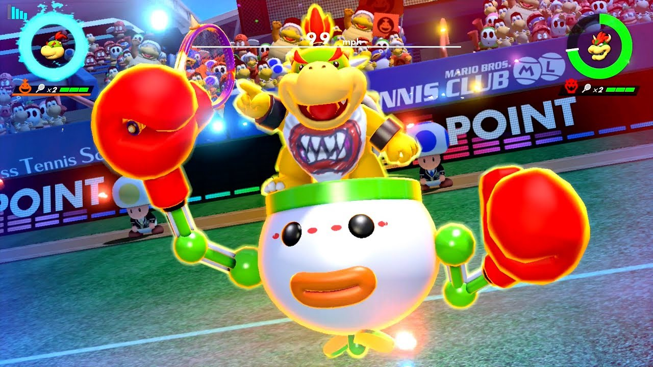 bowser jr games online free