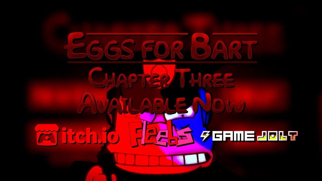 Eggs for Bart by Fleebs