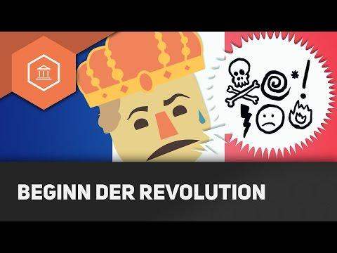 Der Beginn der Französischen Revolution – Die Französische Revolution