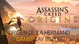 EL ORIGEN DE LA HERMANDAD | ASSASSIN