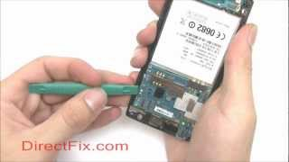 How To: Replace Sony Ericsson Xperia Arc Screen Replacement