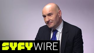Grant Morrison on Batman and the Invisibles | SYFY WIRE