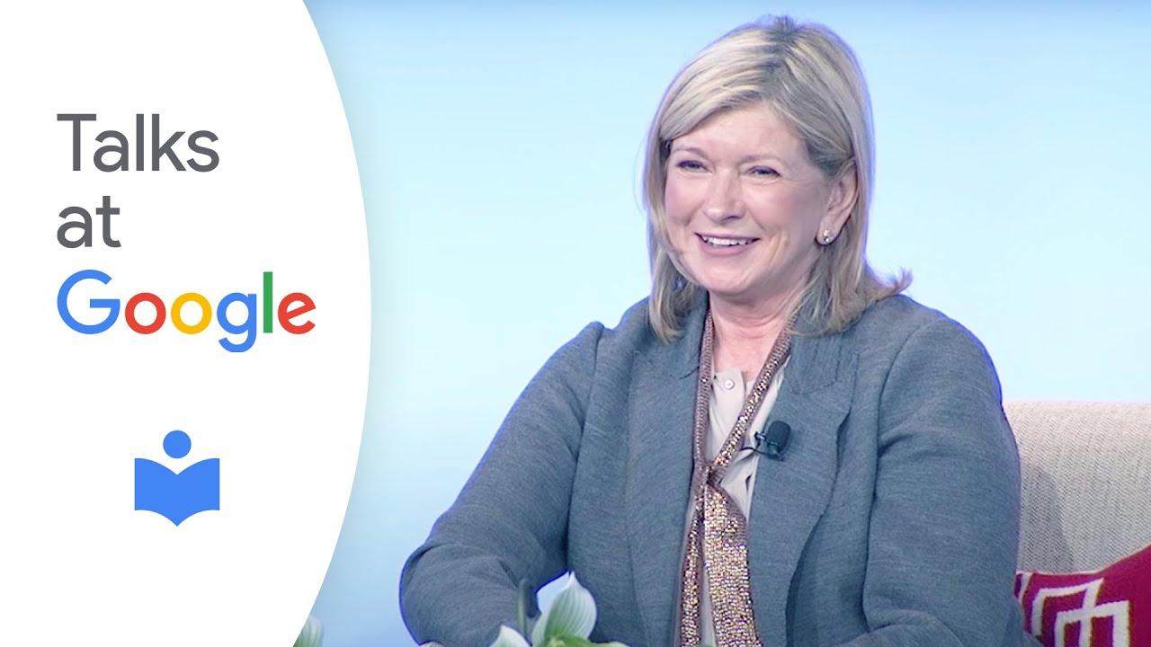 Martha Stewart in Conversation with Marissa Mayer | Talks at Google