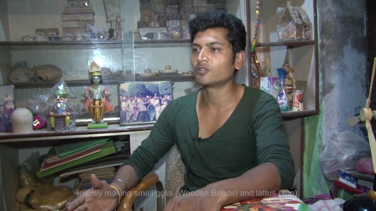Wooden Toys Making Process Varanasi Youtube