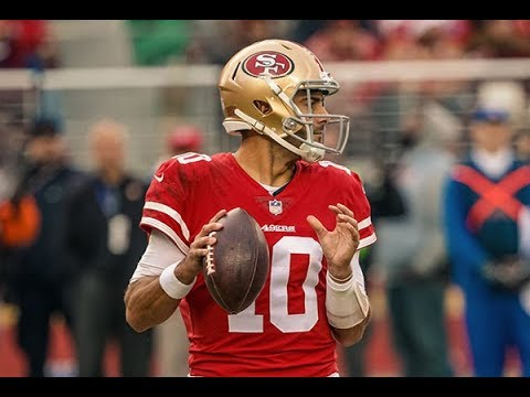 Jimmy Garopollo San Francisco 49ers Film Review vs Jaguars
