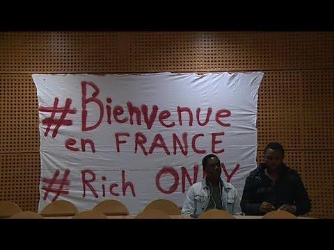 Etudiants étrangers à Montpellier : Colère Autour De La Hausse Des Droits D'inscription